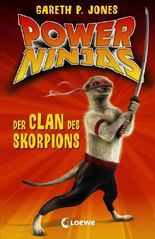 Power Ninjas - Der Clan des Skorpions