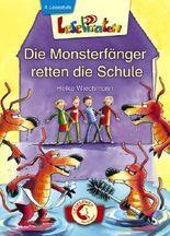 Lesepiraten - Die Monsterfänger retten die Schule