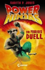 Power Ninjas - Ein feuriges Duell