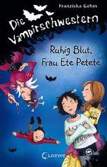 Die Vampirschwestern - Ruhig Blut, Frau Ete Petete