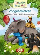 Ich für dich, du für mich – Zoogeschichten