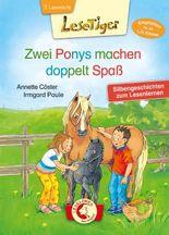 Lesetiger – Zwei Ponys machen doppelt Spaß