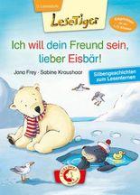 Ich will dein Freund sein, lieber Eisbär!