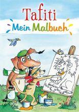 Tafiti - Mein Malbuch