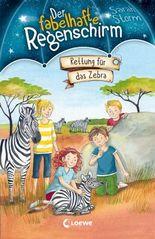 Der fabelhafte Regenschirm - Rettung für das Zebra