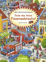 Mein Wimmel-Wendebuch - Finde das kleine Feuerwehrauto! / Finde die Piratenflagge!