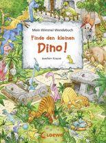 Mein Wimmel-Wendebuch - Finde den kleinen Dino! / Finde das blaue Auto!