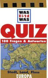 Was ist was, Quizblock, Stadt, Land, Fluß - Europa