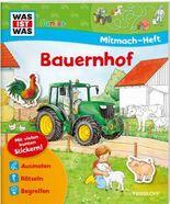 Mitmach-Heft Bauernhof