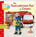 Mit Feuerwehrmann Paul im Einsatz