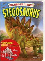 Dino Modell. Stegosaurus zum Basteln für Kinder: