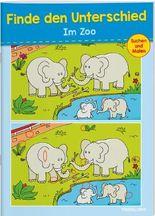 Finde den Unterschied. Zoo