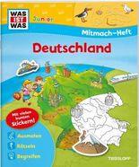 Mitmach-Heft Deutschland