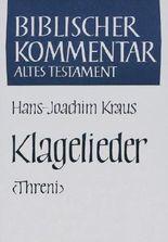 Klagelieder (Threni)