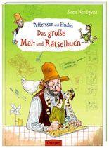 Pettersson und Findus. Das große Mal- und Rätselbuch
