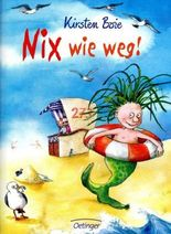 Nix wie weg!
