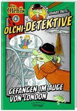 Olchi-Detektive. Gefangen im Auge von London