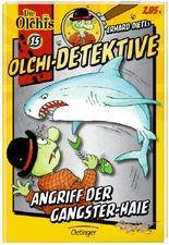 Olchi-Detektive 15 - Angriff der Gangster-Haie