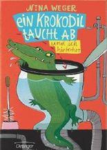 Ein Krokodil taucht ab (und ich hinterher)