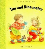 Tim und Nina malen