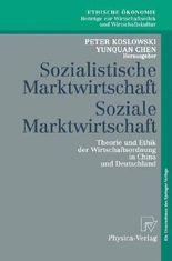 Sozialistische Marktwirtschaft - Soziale Marktwirtschaft