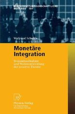 Monet�re Integration