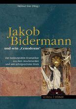"""Jakob Bidermann und sein """"Cenodoxus"""""""