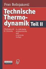 Technische Thermodynamik II
