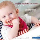 Junika beginnt zu essen