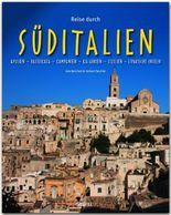 Reise durch Süditalien - Apulien - Basilikata - Kampanien - Kalabrien - Sizilien - Liparische Inseln