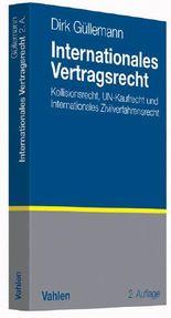 Internationales Vertragsrecht