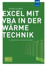 Excel mit VBA in der Wärmetechnik, m. CD-ROM