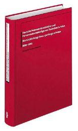 Deutsche Personenstandsbücher und Personenstandseinträge von Deutschen in Polen - Niemieckie księgi stanu cywilnego w Polsce 1898-1945