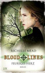 Bloodlines - Feuriges Herz