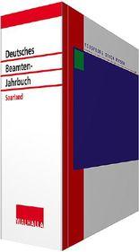 Deutsches Beamten-Jahrbuch Saarland inkl. CD-ROM