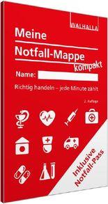 Meine Notfall-Mappe kompakt