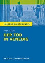 Der Tod in Venedig von Thomas Mann.