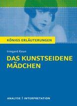 Das kunstseidene Mädchen von Irmgard Keun