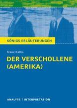 Der Verschollene (Amerika) von Franz Kafka