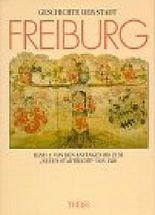 Geschichte der Stadt Freiburg im Breisgau, 3 Bde., Bd.1, Von den Anfängen bis zum 'Neuen Stadtrecht' von 1520