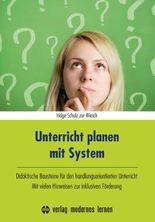 Unterricht planen mit System