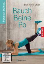 Bauch, Beine, Po + DVD