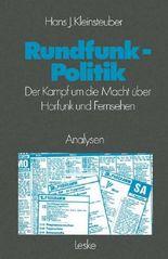 Rundfunkpolitik in der Bundesrepublik