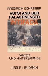 Aufstand der Palästinenser. Intifada