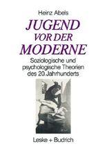 Jugend vor der Moderne