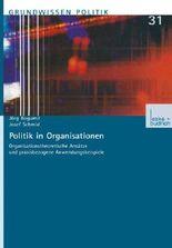 Politik in Organisationen