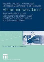 Abitur und was dann?