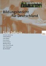 Bildungsbericht für Deutschland