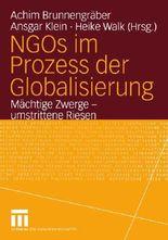 NGOs im Prozess der Globalisierung