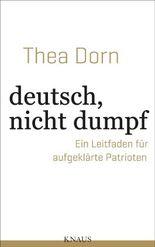 deutsch, nicht dumpf